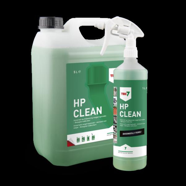 HP Clean 1 l och 5 l